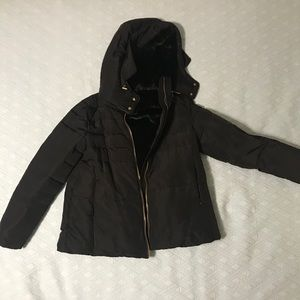 Zara Basic heavy winter jacket
